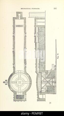 Historic archive Image taken from page 265 of 'The Metallurgy of Gold ... Second edition' Stock Photo