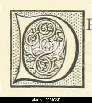 Historic archive Image taken from page 313 of 'The Works of Alfred Tennyson, etc' Stock Photo