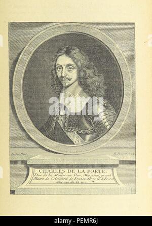 page 145 of 'Histoire d'Hesdin' - Stock Photo