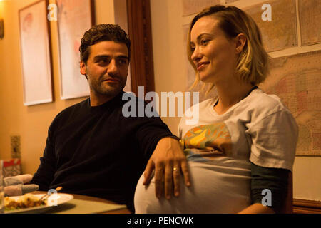 LIFE ITSELF 2018 FilmNation Entertainment film with Olivia Wilde and Oscar Isaac - Stock Photo