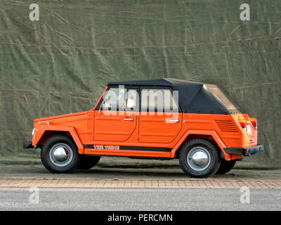 1973 VW The Thing - Stock Photo