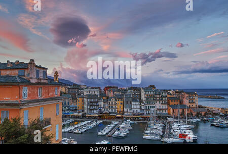 Corsica landscapes France Europe - Stock Photo