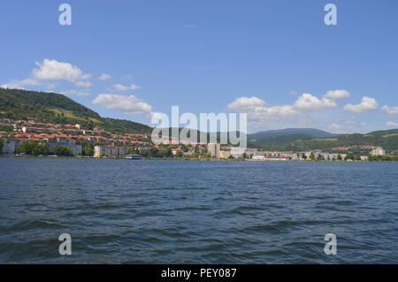 The Gorge of the Danube - Stock Photo