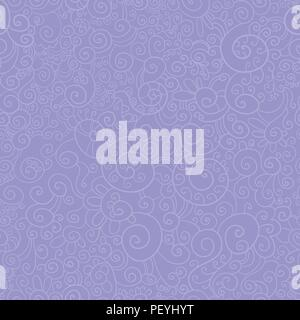 Cute pattern seamless purple from arabesques for invitations, diplomas, certificates, postcards banners. Vector image. - Stock Photo