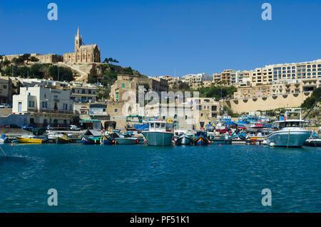 Gozo Harbour Mġarr, Gozo Malta