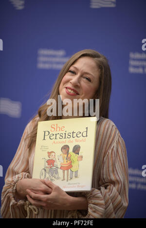 Chelsea clinton edinburgh book festival