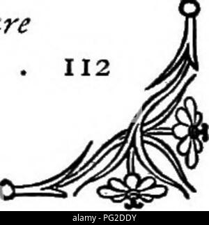 """. The language of flowers: or, Floral emblems of thoughts, feelings, and sentiments ... Flower language. LIST OF PLATES. PAGE Plate I.—Rose—Ivy—Myrtle, emblematic of Beauty, Friendship, and Love Frontispiece Plate II.—White Violet—SmaU Bindweed—Asiatic Ranunculus—Rose- bud, show how the young may win the esteem of the aged, """" Candour and deference are charms in the young'''' 17 Plate III.—Strawberry—Mignonette—Blue Bell—Tulip, speak of the characteristics which command genuine attachment, """" Your perfect goodness, excellent qualities^ and kindness constrain me to declare my regard&quo - Stock Photo"""
