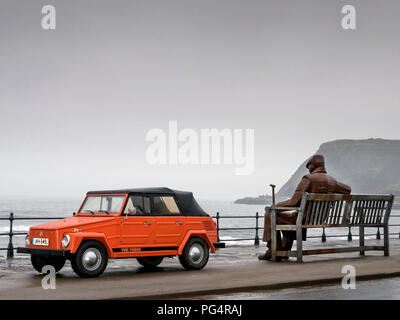 1973 VW 'The Thing' - Stock Photo