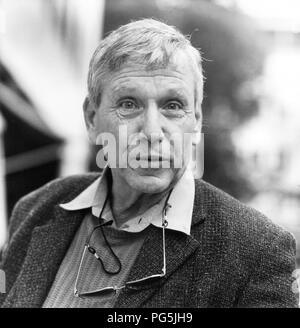 Amos Oz (born 1939), Israeli writer. - Stock Photo