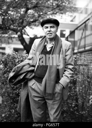 Cyrus Atabay (1929-1996), German-Iranian poet - Stock Photo