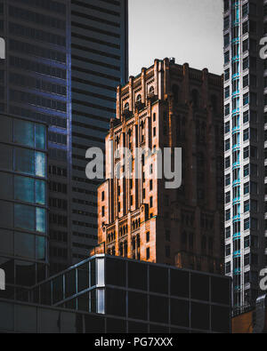 Downtown Toronto Buildings - Stock Photo