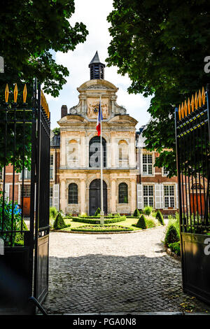 Chapelle du Fort du Reduit in Lille France - Stock Photo