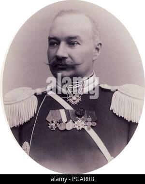 August Langhoff. - Stock Photo