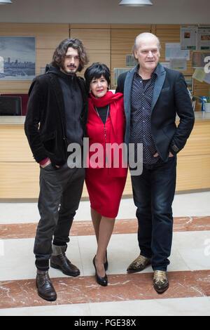Spanish actor Yon Gonzalez. - Stock Photo
