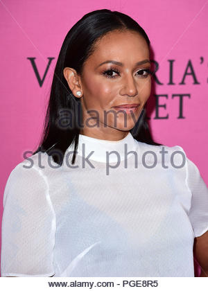 File photo dated 02/12/14 of Spice Girls singer Mel B who has revealed she is to seek therapy after being diagnosed with post-traumatic stress disorder (PTSD). - Stock Photo