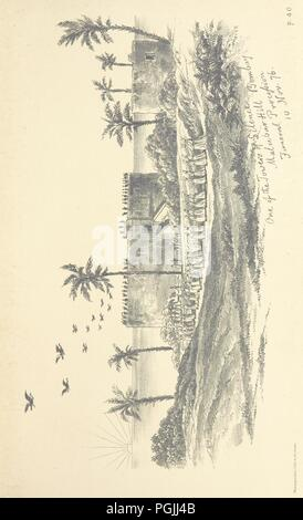 Image  from page 55 of 'Letters written during a trip to Southern India and Ceylon in the winter of 1876-1877, etc' . - Stock Photo