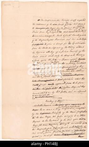 vintage hand written letter - Stock Photo