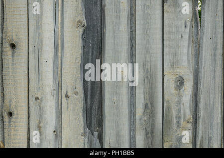 Old wooden planks texture. Vertically oriented texture - Stock Photo