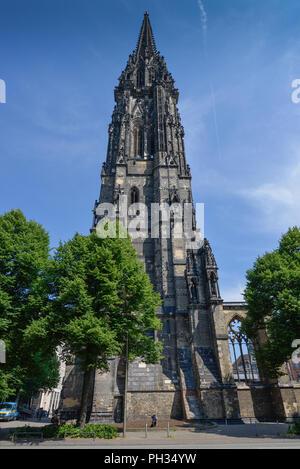 Hauptkirche St Nikolai Hamburg