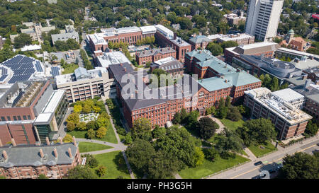 Harvard Museum of Natural History, Museum of Comparative Zoology, Harvard University, Boston, MA, USA - Stock Photo