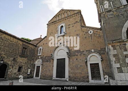 church, Casertavecchia, Campania, Italy, Europe - Stock Photo
