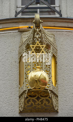 Kneipe 'Em Golde Kappes', Neusser Strasse, Nippes, Koeln, Nordrhein-Westfalen, Deutschland - Stock Photo