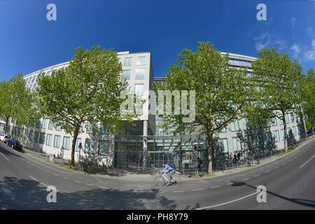 Haus der Deutschen Wirtschaft, Breite Strasse, Mitte, Berlin, Deutschland - Stock Photo
