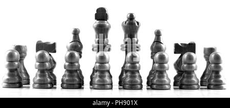 chess isolated - Stock Photo