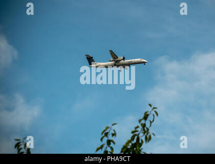 Which Airlines Fly To Jersey Channel Islands
