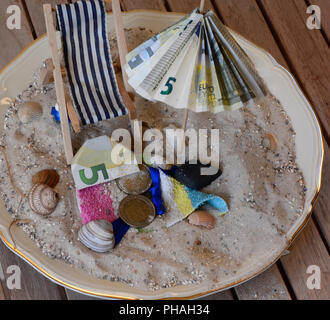 Greece credit sign - Stock Photo