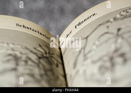 University Book 1886 - Stock Photo