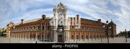 Palace San Telmo - Stock Photo