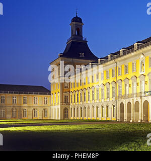 Electoral Palace, the main building of the university, Bonn, North Rhine-Westphalia, Germany, Europe - Stock Photo