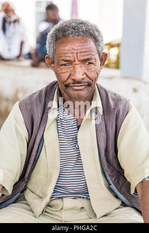 Faces of Eritrea - Stock Photo