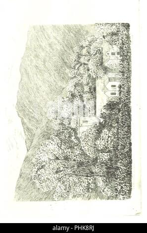 Image  from page 21 of 'Etchings from the Cumbrians' . - Stock Photo