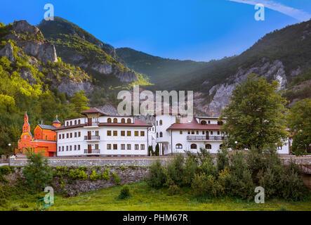 The medieval monastery Dobrun in Bosnia and Herzegovina - Stock Photo