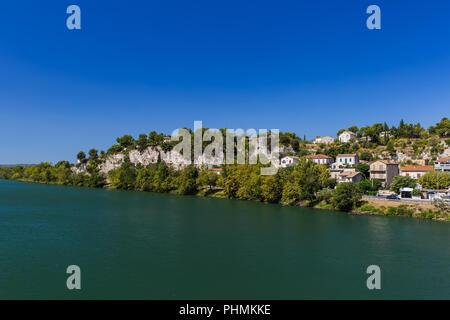 Avignon - Provence France - Stock Photo