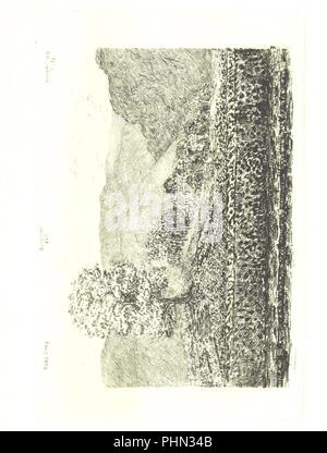 Image  from page 9 of 'Etchings from the Cumbrians' . - Stock Photo