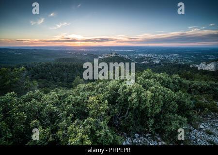 Massif des Alpilles, Provence, France, Europe. - Stock Photo