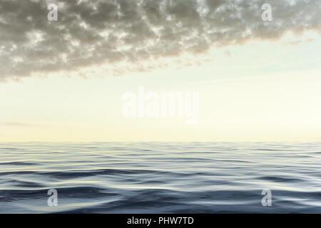 ocean background - Stock Photo