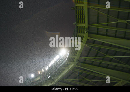 Turin, Italy. 2nd Sept 2018. during the Serie A football match between Torino FC and S.P.A.L at Olympic Grande Torino Stadium on September 02, 2018 in Turin, Italy. Credit: Antonio Polia/Alamy Live News - Stock Photo
