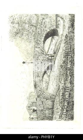 Image  from page 15 of 'Etchings from the Cumbrians' . - Stock Photo