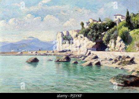 Aviat - Bougie ou Bejaïa Algérie (1909) b. - Stock Photo