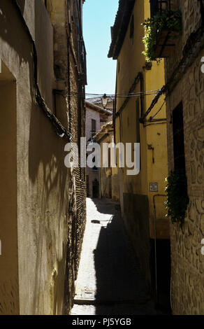 Toledo. Castilla La Mancha. Spain - Stock Photo
