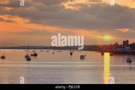 Southend on Sea, Essex, England, UK - Stock Photo
