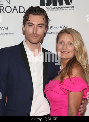 West Hollywood, Ca. 5th Sep, 2018. Guests, at 'God Bless The Broken Road' Premiere at The Silver Screen Theater at the Pacific Design Center in West Hollywood, California on September 5, 2018. Credit: Faye Sadou/Media Punch/Alamy Live News - Stock Photo