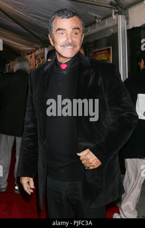 Burt Reynolds attends 'The Longest Yard' screening Arrivals at Clearview's Chelsea West Cinemas NYC USA on May 24, 2005.
