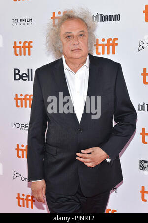 Toronto, Ontario, USA. 7th Sep, 2018. 07 September 2018 - Toronto, Ontario, Canada - Zlatko Buric. ''Teen Spirit'' Premiere - 2018 Toronto International Film Festival held at the Ryerson Theatre. Photo Credit: Brent Perniac/AdMedia Credit: Brent Perniac/AdMedia/ZUMA Wire/Alamy Live News - Stock Photo