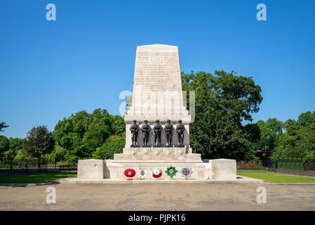 Guards Memorial, the Guards Division War Memorial - Stock Photo