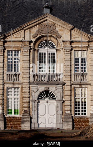 The 17th century premonstratensian monastery Averbody abbey (Belgium, 16/11/2011) - Stock Photo
